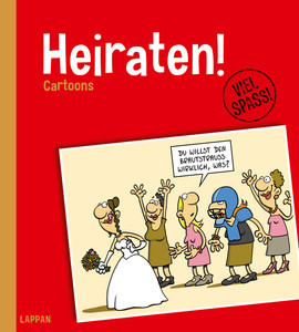 Heiraten! Cartoons